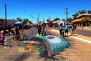 Chalk_art_recycle_Zest_Events