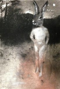 Painting by Anton Pulvirenti