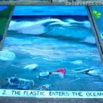 chalk drawing environment messaging