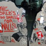 Depicting the fall of the Berlin Wall - Zest Events Graffiti