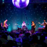 Mahalia Barnes & The Soul Mates perform at CGU Partner Dinner, COBA 2015 Darwin