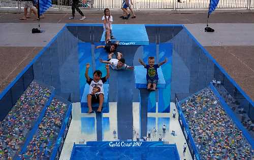 GC2018 launch makes a splash