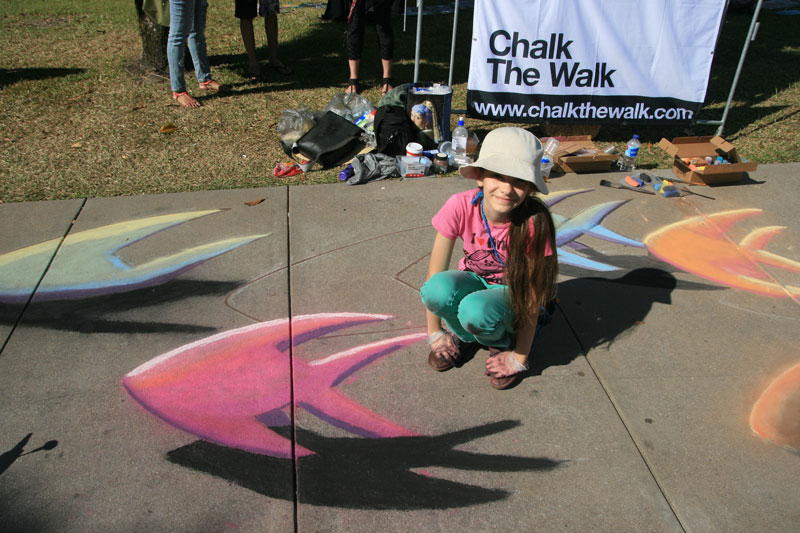 chalk workshop