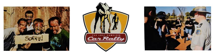 Photos from the Lost Cameleer Car Rally