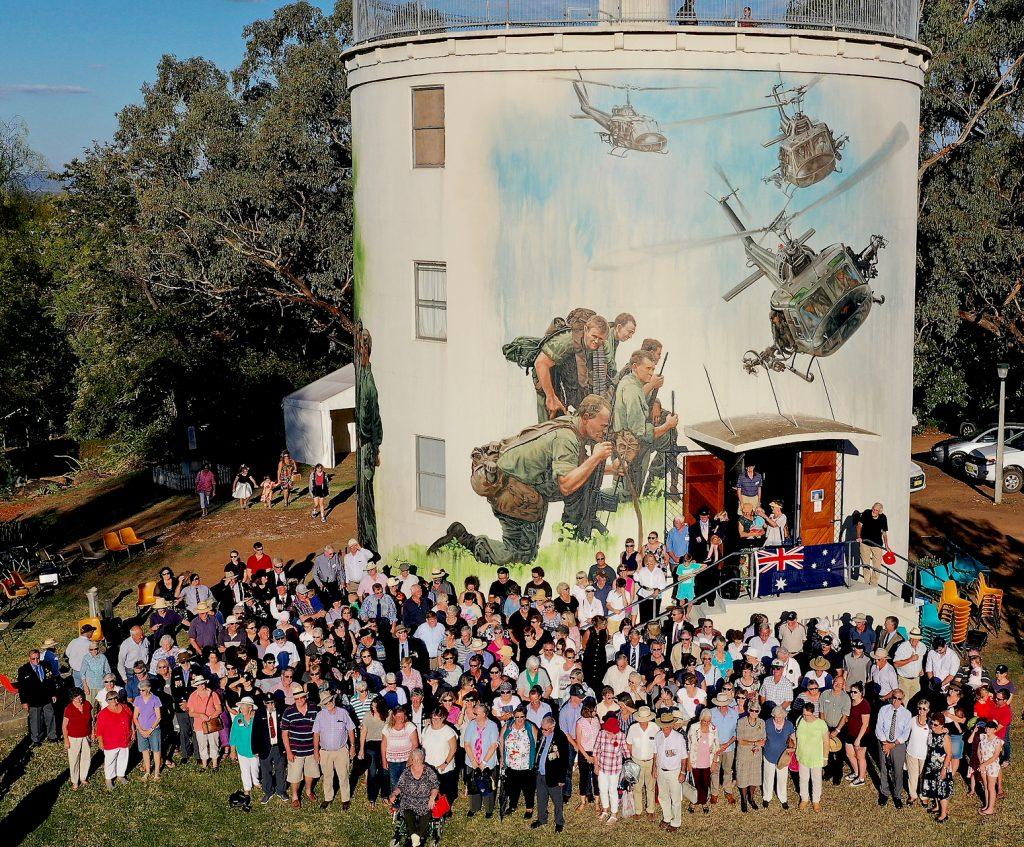gunnedah-water-tower-mural-jmc-zestei-launch-peter-capp