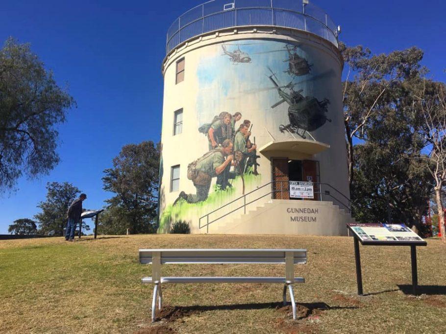 gunnedah-mural-water-tower-museum-seating-signage-zestei